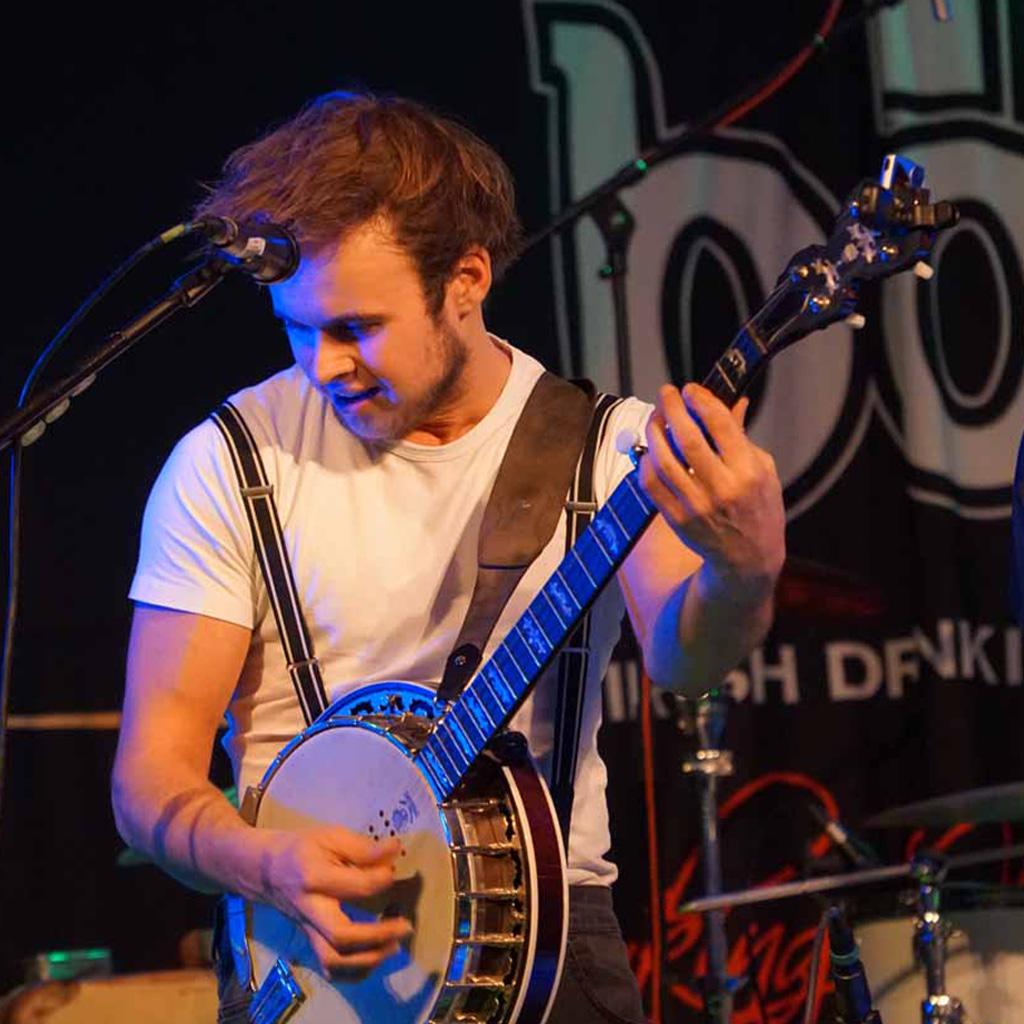 Musikschule Helle Saiten Banjo Unterricht Münster